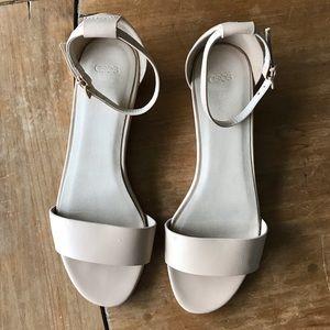ASOS wedge sandals